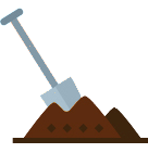 Schaufel Icon
